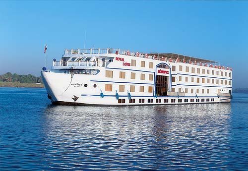 Easter Cruise Luxor Egypt