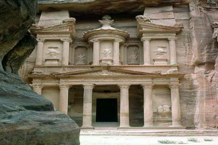 Treasury, Petra Tour from Aqaba