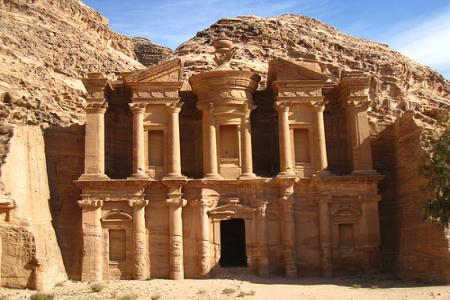 Day Tours to Petra From Sharm El Sheikh