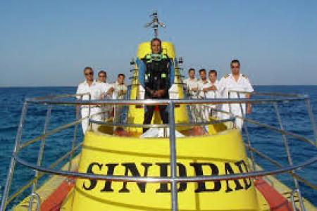 Sindbad Submarine Tour