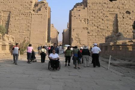 Accessible Holidays Egypt