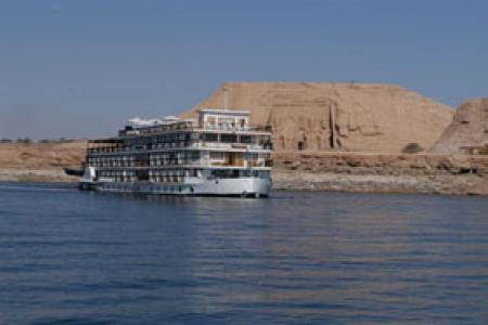 Eugenie Lake Nasser Cruise