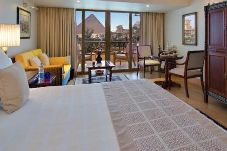 Pyramids View Rooms
