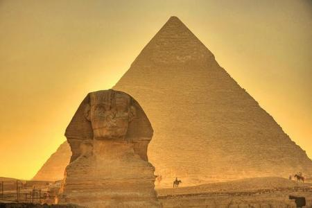 Cairo and Giza Pyramids Stopover Tours