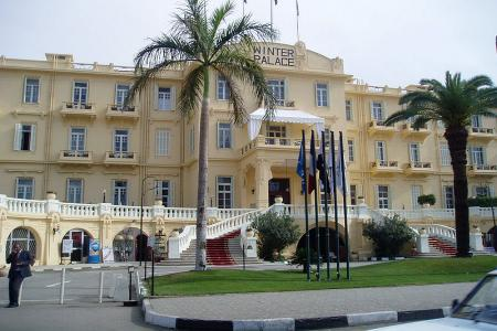 Sofitel Old Winter Palace de Luxor