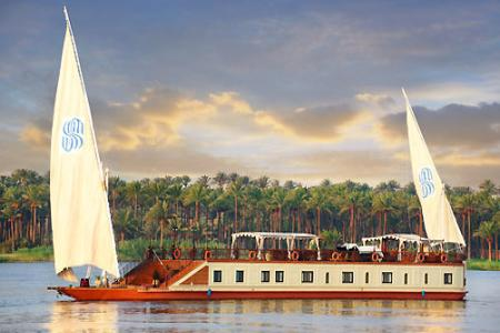 Egypt Nile Cruises Oberoi Philae