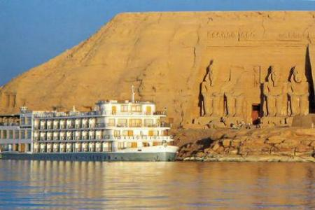 Egypt Lake Nasser Cruises