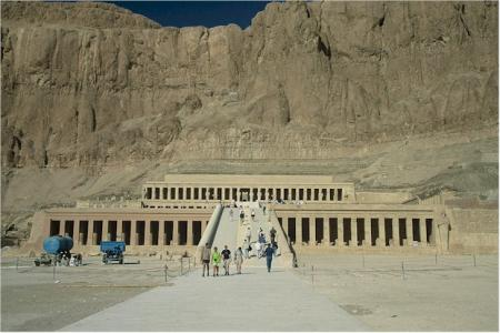 Hatshepsut Temple, Luxor Tour from Cairo
