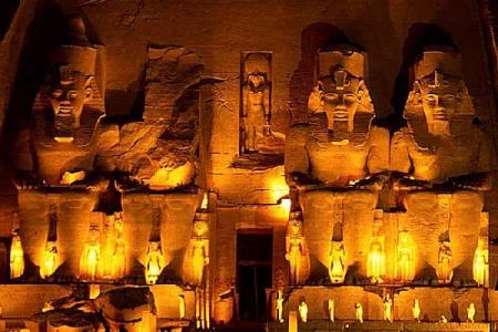 Temple of Ramses II Abu Simbel