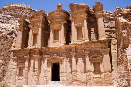 Petra in Jordan, Egypt and Jordan Tour Package