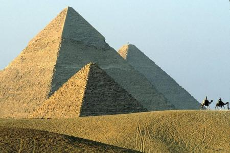 Great Pyramids of Giza, Cairo tour from Sharm