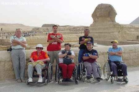 Egypt Accessible Travel Packages
